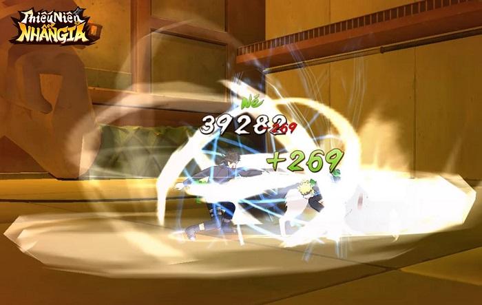 Thiếu Niên Nhẫn Giả: Khi thế giới ninja chứa đựng tuổi thơ tái hiện trong một siêu phẩm 3
