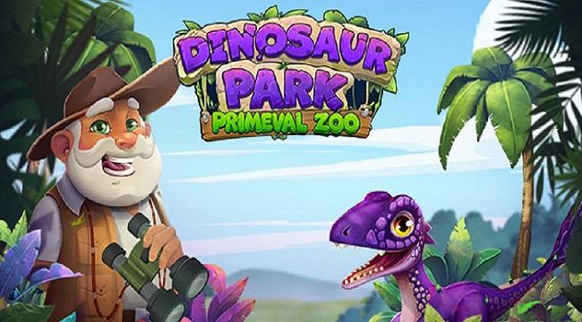 Dinosaur Park: Primeval Zoo – Game nông trại đề tài khủng long vui nhộn