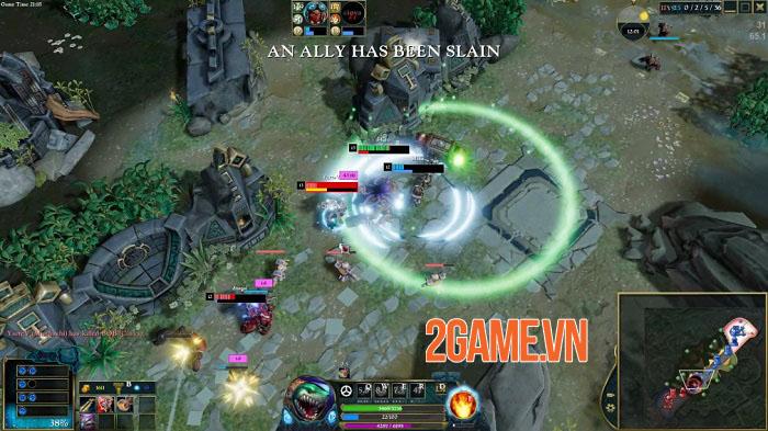 The Immortal Mystics - Game MOBA cực chất cho cả PC và Mobile sắp ra mắt 1