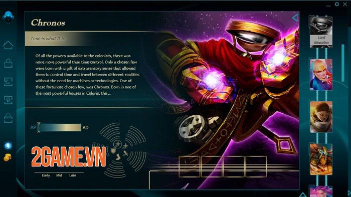 The Immortal Mystics - Game MOBA cực chất cho cả PC và Mobile sắp ra mắt 2