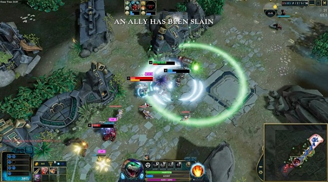 The Immortal Mystics – Game MOBA cực chất cho cả PC và Mobile sắp ra mắt