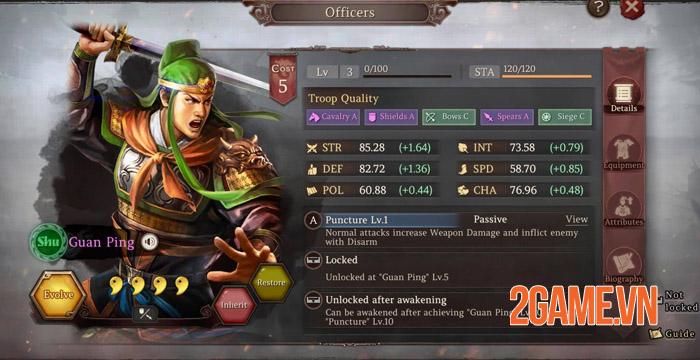 Three Kingdoms Tactics Mobile - Binh quý thần tốc tam phân thiên hạ 3