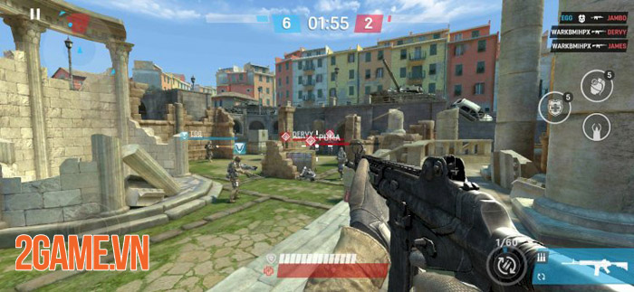 Warface: Global Operations - Bình mới rượu cũ say đắm game thủ 1