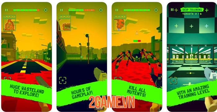 Wasteland - Game bắn súng bối cảnh hậu khải huyền sắp ra mắt trên iOS 1