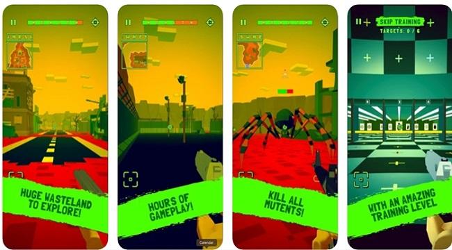 Wasteland – Game bắn súng bối cảnh hậu khải huyền sắp ra mắt trên iOS