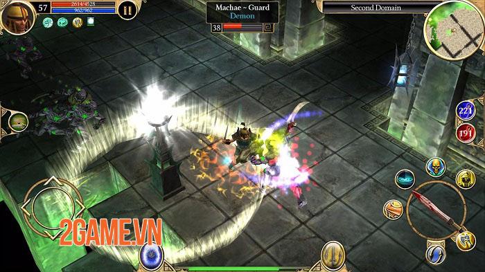 Titan Quest: Legendary Edition - Phiên bản mobile của game nhập vai hành động cổ điển 6