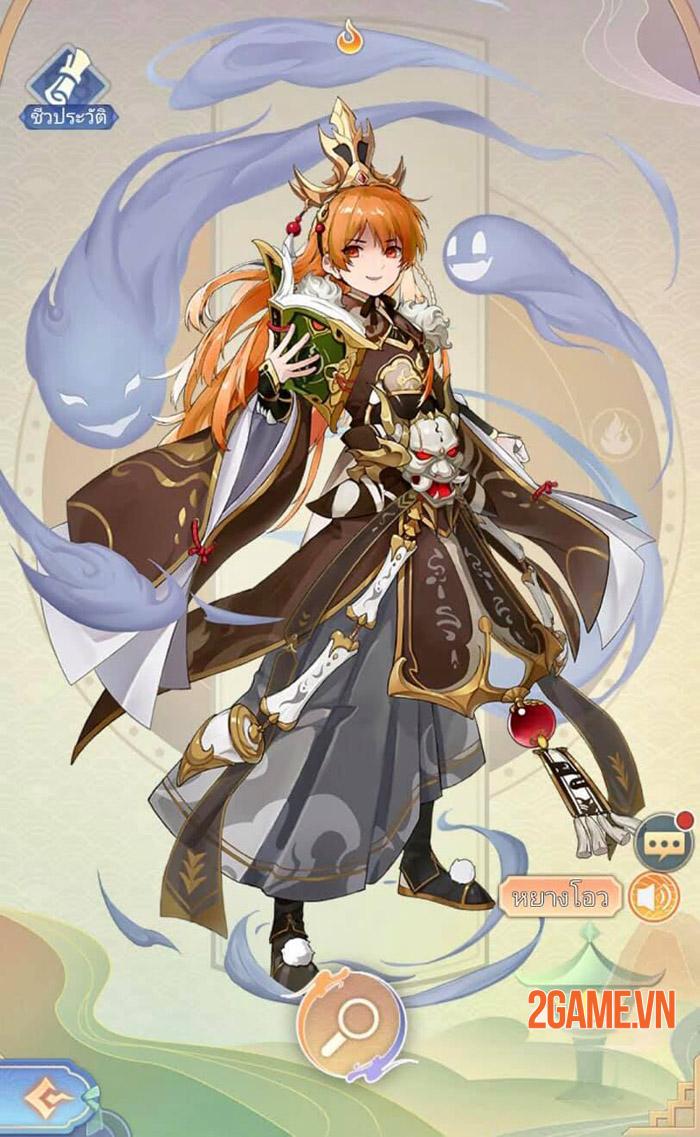 Orient Heroes - Giải trí nhẹ nhàng trong thế giới thần thoại 3