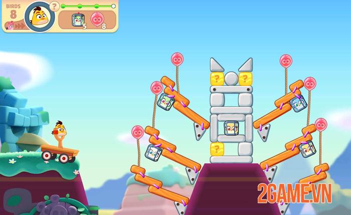 Angry Birds Journey - Cuộc phiêu lưu kỳ thú của Red và đồng bạn 2
