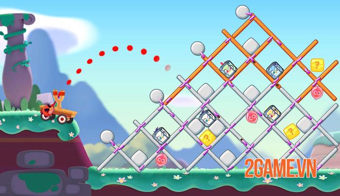 Angry Birds Journey - Cuộc phiêu lưu kỳ thú của Red và đồng bạn 3