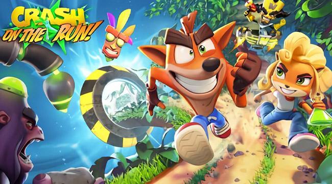 Crash Bandicoot Mobile – Game kinh điển tuổi thơ quay lại trên mobile