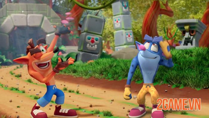 Crash Bandicoot Mobile - Game kinh điển tuổi thơ quay lại trên mobile 2