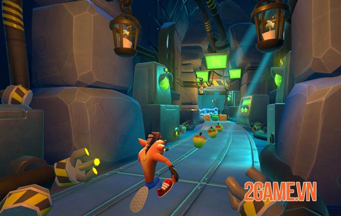 Crash Bandicoot Mobile - Game kinh điển tuổi thơ quay lại trên mobile 1