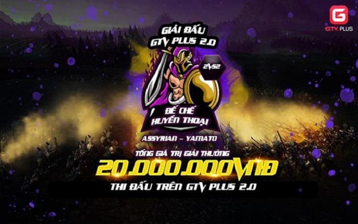 GTV Plus 2.0 đốt nóng không khí đầu năm 2021 với giải đấu AoE Đế Chế Huyền Thoại 1