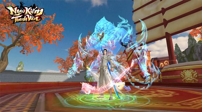 Ngạo Kiếm Thanh Vân Mobile – Hồn tiên hiệp da kiếm hiệp