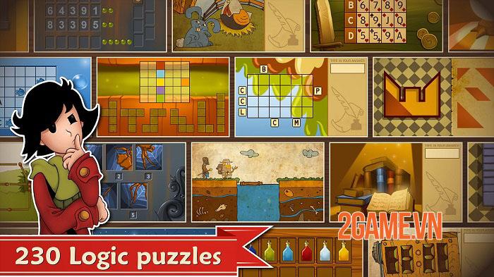 May's Mysteries - Game phiêu lưu giải đố lấy cảm hứng từ Giáo sư Layton 0