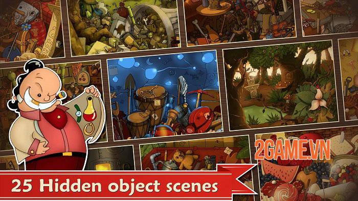 May's Mysteries - Game phiêu lưu giải đố lấy cảm hứng từ Giáo sư Layton 1