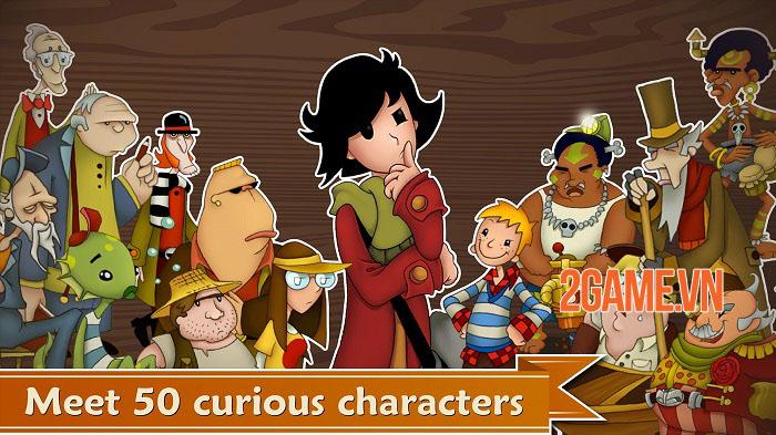 May's Mysteries - Game phiêu lưu giải đố lấy cảm hứng từ Giáo sư Layton 5