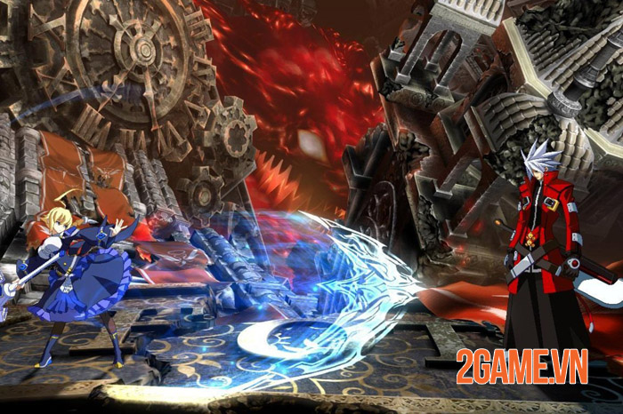 BlazBlue Alternative: Dark War - Game đỉnh Nhật Bản ra mắt trong tháng 2 0