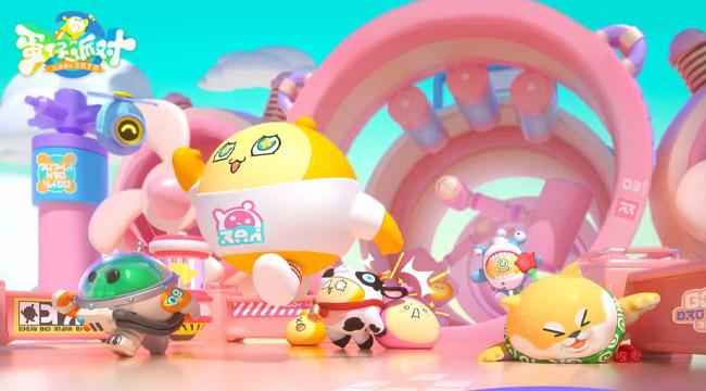 Eggy Party Mobile – Khởi đầu một chặng đua mới dành cho game thủ