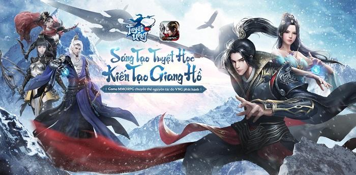 Tặng 450 giftcode Tuyết Ưng VNG nhân dịp ra mắt thành công 2