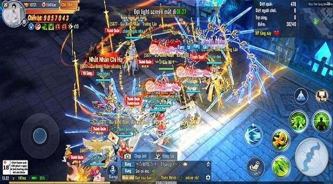 """Tình Kiếm 3D đưa """"Tranh Vàng Vinh Danh"""" miễn phí đến với game thủ Việt"""