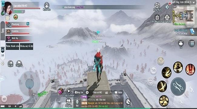 Cộng đồng game thủ nói gì về bom tấn MMORPG Tuyết Ưng VNG