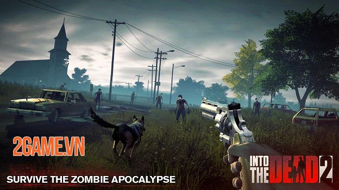 Into the Dead 2: Zombie Survival - Tiếp tục cơn ác mộng với câu chuyện độc quyền 0
