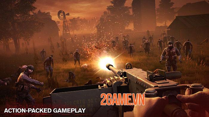 Into the Dead 2: Zombie Survival - Tiếp tục cơn ác mộng với câu chuyện độc quyền 2