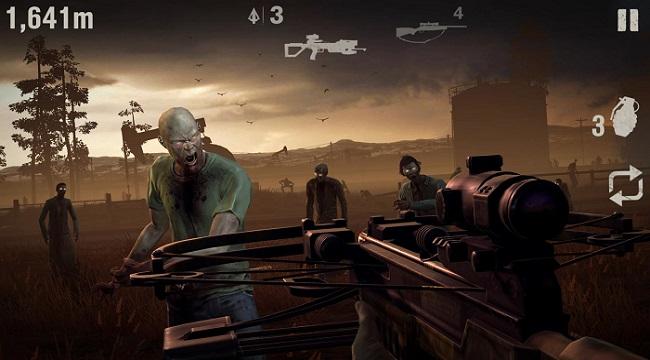 Into the Dead 2: Zombie Survival – Tiếp tục cơn ác mộng với câu chuyện độc quyền
