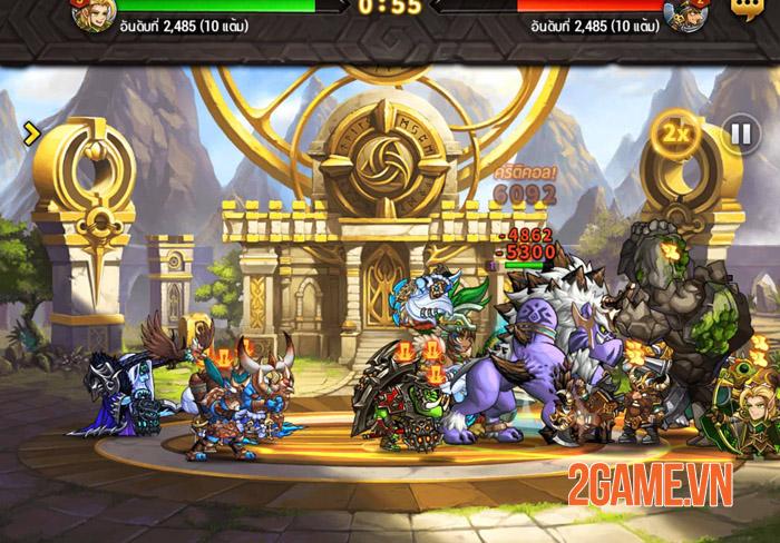Seven Hearts Mobile - Cuộc phiêu lưu kỳ thú của 7 hiệp sỹ 0