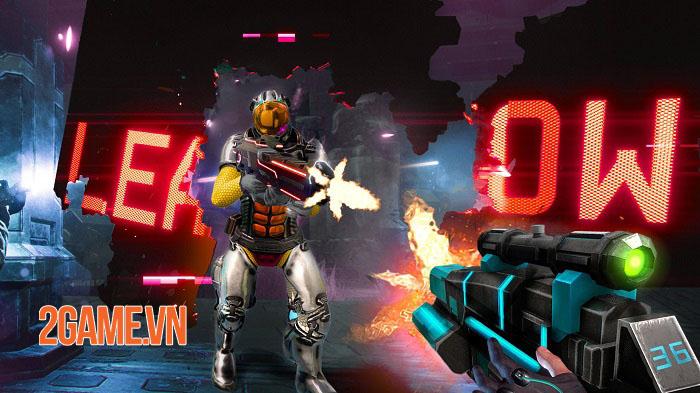 Arena of Legends: FPS CyberPunk Shooting Game - Game bắn súng đang HOT hiện nay 0