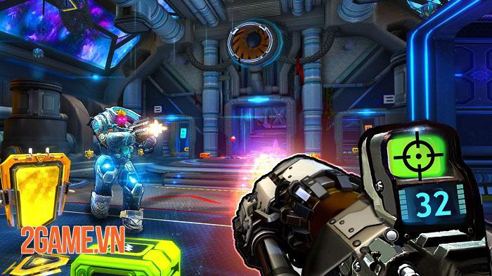 Arena of Legends: FPS CyberPunk Shooting Game - Game bắn súng đang HOT hiện nay 1