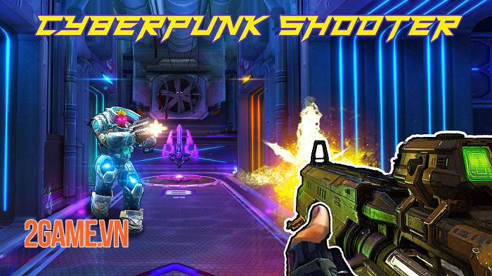 Arena of Legends: FPS CyberPunk Shooting Game - Game bắn súng đang HOT hiện nay 3