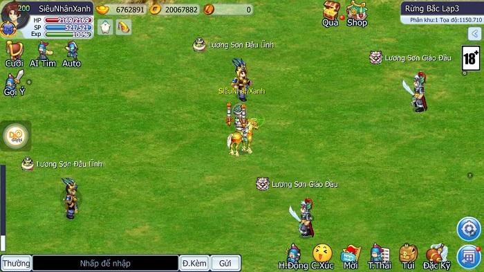 2 tính năng siêu hot dành cho game thủ TS Online Mobile ở phiên bản mới 3