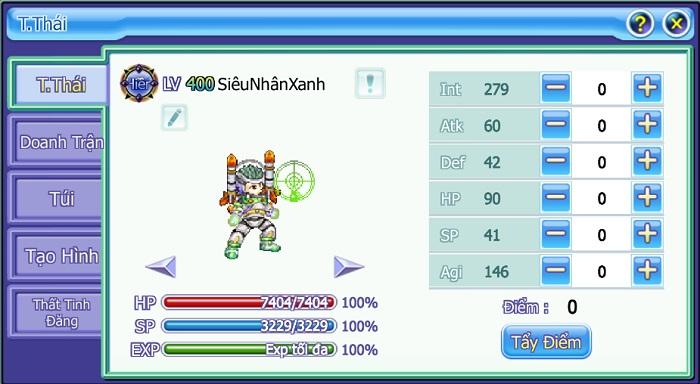 2 tính năng siêu hot dành cho game thủ TS Online Mobile ở phiên bản mới 1