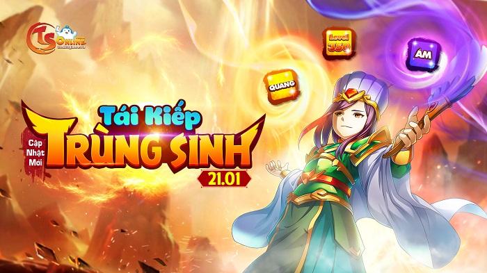 2 tính năng siêu hot dành cho game thủ TS Online Mobile ở phiên bản mới 0
