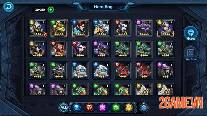 Automech Sanctuary - Tự xây dựng và sáng tạo một đội hình anh hùng độc đáo 3
