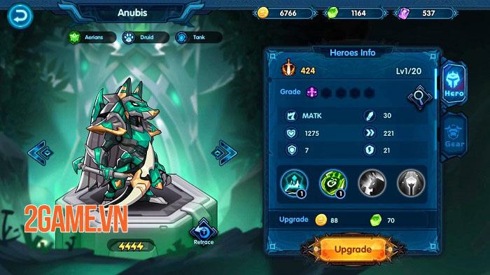 Automech Sanctuary - Tự xây dựng và sáng tạo một đội hình anh hùng độc đáo 4