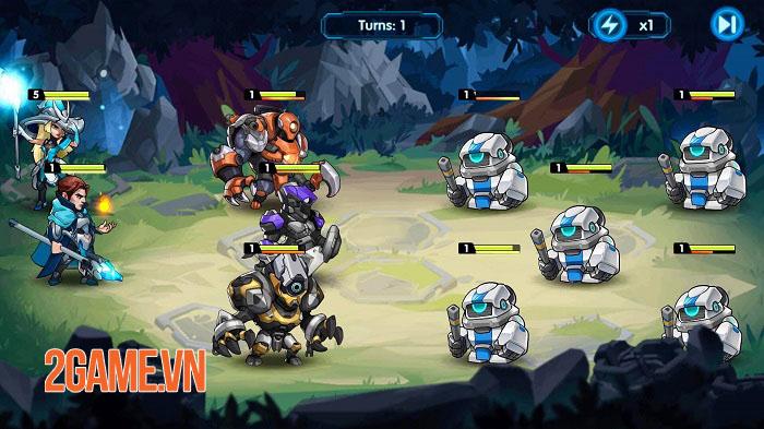 Automech Sanctuary - Tự xây dựng và sáng tạo một đội hình anh hùng độc đáo 1