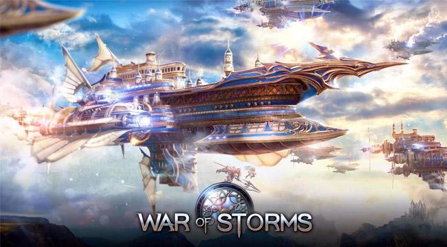 War of Storms – Sự kết hợp hoàn hảo giữa hành động và chiến thuật