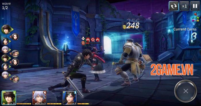 War of Storms - Sự kết hợp hoàn hảo giữa hành động và chiến thuật 3