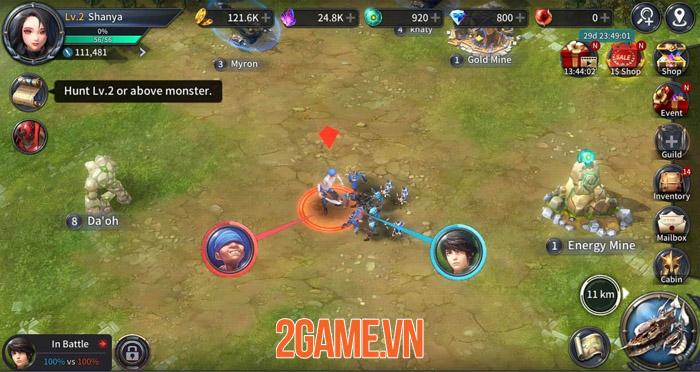 War of Storms - Sự kết hợp hoàn hảo giữa hành động và chiến thuật 1