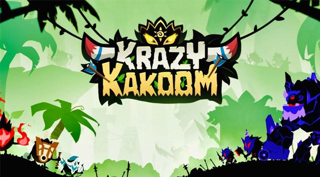 Krazy Kakoom – Chiêm ngưỡng chiến tranh với góc nhìn mới lạ