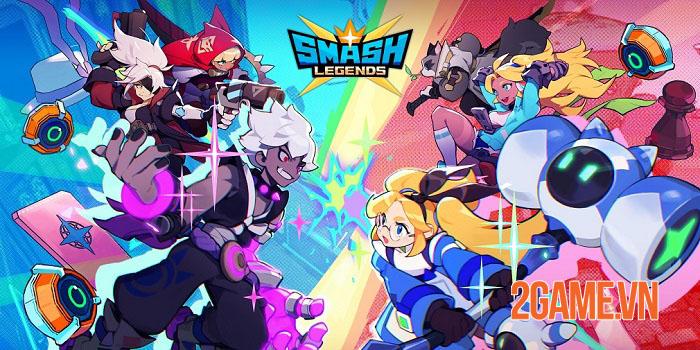 Smash Legends - Game hành động chiến đấu 3D sắp ra mắt bản mobile 0