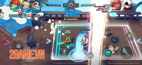 Smash Legends - Game hành động chiến đấu 3D sắp ra mắt bản mobile 1