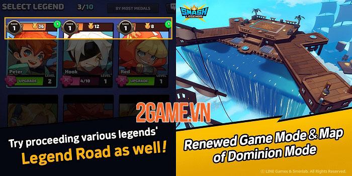 Smash Legends - Game hành động chiến đấu 3D sắp ra mắt bản mobile 2