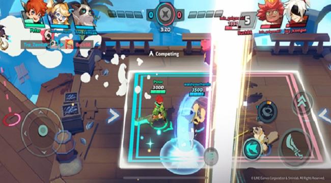 Smash Legends – Game hành động chiến đấu 3D sắp ra mắt bản mobile
