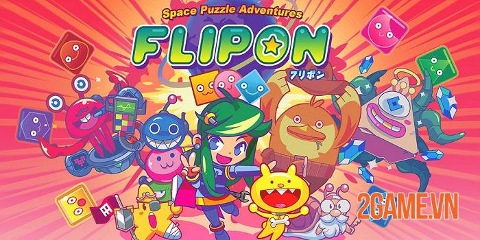 Flipon - Game trí tuệ hấp dẫn, vui nhộn và tiết tấu nhanh 0