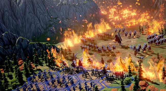 Epic War: Thrones – Game chiến thuật Tam Quốc với đồ họa đẹp như mơ