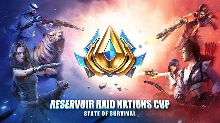 Đột Kích Hồ Chứa - State of Survival hé lộ giải đấu với phần thưởng cực khủng 0